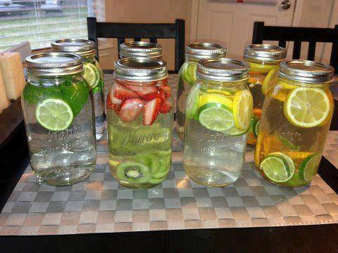 Infused Waters That You Must Try! Absolutely Surprising Health Benefits!