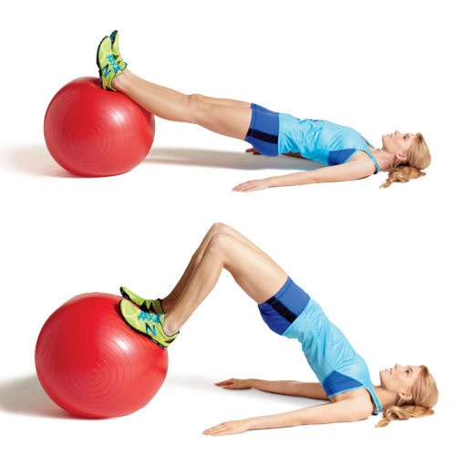 Stability Ball Hamstring Curl T Nation: 6 Vigorous And High Intensity Butt Workouts You Need