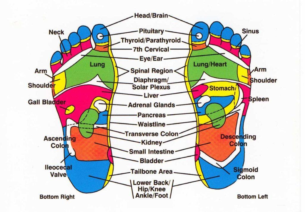 7 Reflexology Benefits