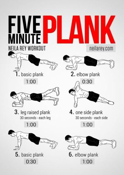 5 Minutes to Fabulous Abs