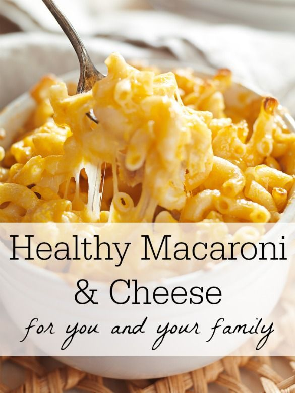 Healthy Macaroni Amp Cheese Recipe Healthdigezt Com