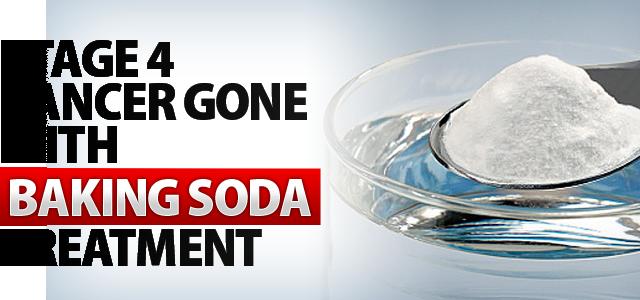 Stage 4 Cancer Gone With Sodium Bicarbonate (Baking Soda) — HealthDigezt.com