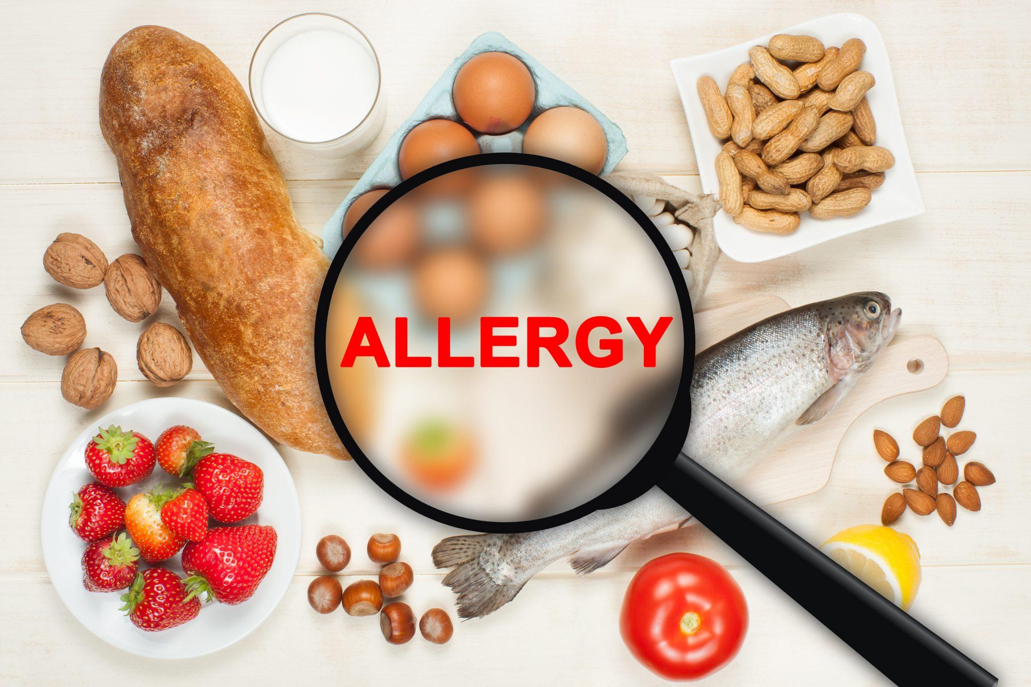 Диета при аллергических реакциях