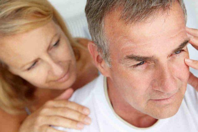 Почему у мужчин снижается потенция после 40 лет