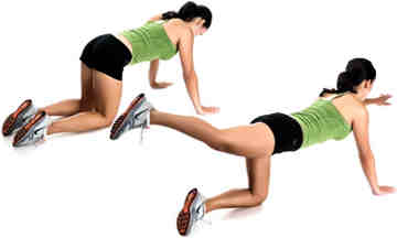 Top 8 Muffin Top Exercises