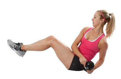 Flatten Your Stomach Without Doing Crunches Ever Again