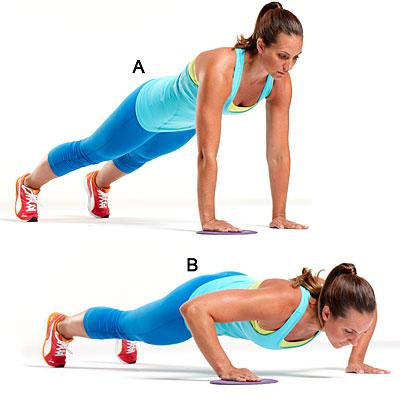 Exercises To Shun Jiggle, Wiggly Arms