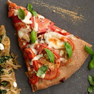 5 Fresh and Healthy Vegetable Pizza Recipes